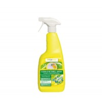BOGACLEAN CLEAN & SMELL FREE SPRAY 750ml