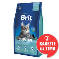 BRIT PREMIUM SENSITIVE CAT