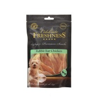 CELEBRATE FRESHNESS RABBIT EAR CHICKEN 100gr