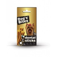 DOG'S BITES DENTAL STICKS 45gr