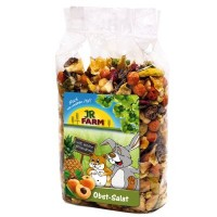 JR FARM TROPIC SNACK 200gr