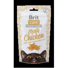 BRIT CARE MEATY CHICKEN 50gr