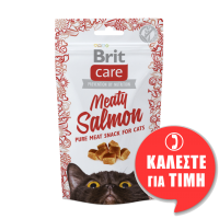 BRIT CARE MEATY SALMON 50gr