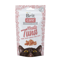 BRIT CARE MEATY TUNA SNACK 50gr