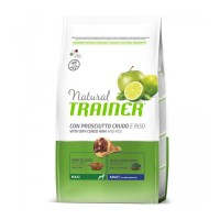 NATURAL TRAINER ADULT MAXI HAM RICE ROYAL JELLY