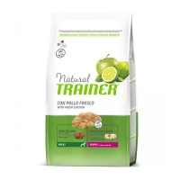 NATURAL TRAINER PUPPY MAXI 1-8 ΜΗΝΩΝ