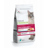 NATURAL TRAINER ADULT STERILIZED SALMON (1+)