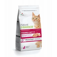 NATURAL TRAINER YOUNG CAT 1.5kg