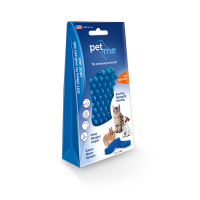 ΒΟΥΡΤΣΑ PET+ME SOFT SILICONE