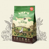 LILY'S KITCHEN LOVELY LAMB WITH PEAS AND PARSLEY GRAIN FREE