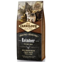 CARNILOVE REINDEER FOR ADULT DOGS