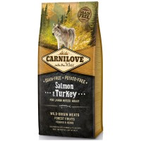 CARNILOVE LARGE BREED ADULT SALMON AND TURKEY