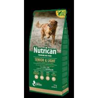 NUTRICAN ΣΚΥΛΟΥ SENIOR LIGHT 15kg