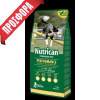 NUTRICAN ΣΚΥΛΟΥ PERFORMANCE 15kg+2kg ΔΩΡΟ