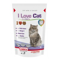 CRANCY I LOVE CAT SNACK 60gr