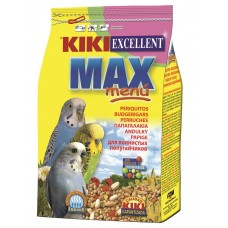 KIKI MAX MENU για παπαγαλάκια 1kg