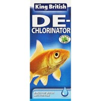 KING BRITISH DE-CHLORINATOR
