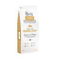 BRIT CARE GRAIN FREE SENIOR AND LIGHT