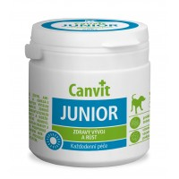 CANVIT JUNIOR DOG 100gr