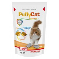CRANCY PUFFY CAT SNACK 60gr