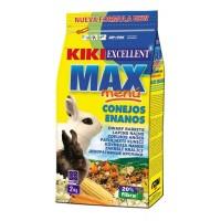 KIKI MAX MENU DWARF RABBITS 1kg