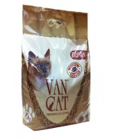 VAN CAT BROWN CLUMPING 10kg