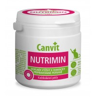 CANVIT NUTRIMIN CAT 150gr