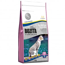 BOZITA FELINE SENSITIVE HAIR AND SKIN