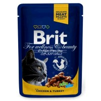 BRIT PREMIUM CHICKEN TURKEY GRAVY 100gr