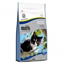 BOZITA FELINE OUTDOOR AND ACTIVE