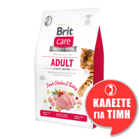 BRIT CARE ΓΑΤΑΣ GRAIN FREE ADULT AVTIVITY SUPPORT
