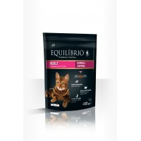 EQUILIBRIO ΓΑΤΑΣ ADULT HAIRBALL 2kg
