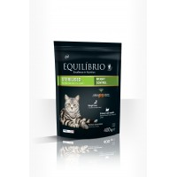 EQUILIBRIO ΓΑΤΑΣ ADULT STERISED 400gr