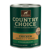 GELERT Country Choice Chicken