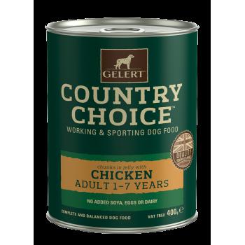 GELERT Country Choice Chicken