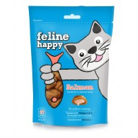 FELINE HAPPY TREATS ΚΟΤΟΠΟΥΛΟ 60gr