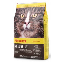 JOSERA CAT NATURELLE GRAIN FREE STERILISED 10kg