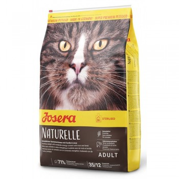 JOSERA CAT NATURELLE GRAIN FREE STERILISED 10kg