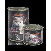 LEONARDO Κονσέρβα γάτας ΚΟΥΝΕΛΙ 400γρ.