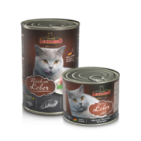 LEONARDO Κονσέρβα γάτας ΣΥΚΩΤΙ 400γρ.
