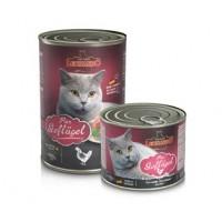 LEONARDO Κονσέρβα γάτας ΚΟΤΟΠΟΥΛΟ 400γρ.