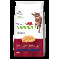 NATURAL TRAINER ΓΑΤΑΣ ΚΟΤΟΠΟΥΛΟ (Ενήλικες γάτες) 1,5kg