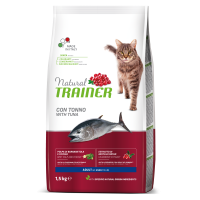 NATURAL TRAINER ΓΑΤΑΣ ΤΟΝΟΣ (Ενήλικες γάτες) 1,5kg