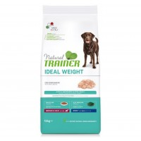 NATURAL TRAINER ΣΚΥΛΟΥ IDEAL WEIGHT MEDIUM/MAXI 12kg