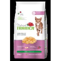 NATURAL TRAINER ΓΑΤΑΣ ΚΟΤΟΠΟΥΛΟ (Νεαρές γάτες) 1.5kg