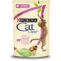CAT Chow Adult Αρνί & Πράσινα φασόλια