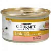 GOURMET GOLD ΠΑΤΕ ΣΟΛΟΜΟΣ 85gr