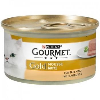 GOURMET GOLD ΜΟΥΣ ΓΑΛΟΠΟΥΛΑ 85gr