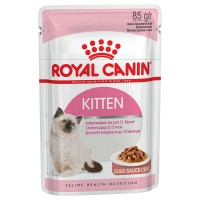 ROYAL CANIN Gravy Kitten