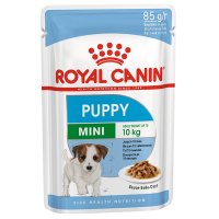 ROYAL CANIN MINI PUPPY POUCH 85gr